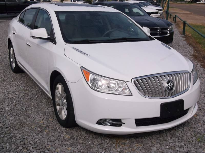 2012 Buick LaCrosse Leather 4dr Sedan - Forrest City AR