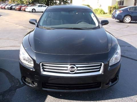 2014 Nissan Maxima for sale in Forrest City, AR