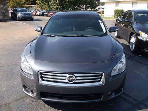 2012 Nissan Maxima for sale in Forrest City, AR