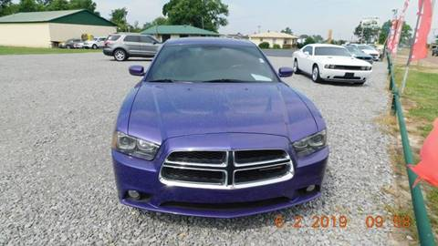 2014 Dodge Charger for sale at Bokkers Used Cars, Inc. in Forrest City AR