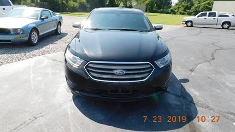 2014 Ford Taurus for sale at Bokkers Used Cars, Inc. in Forrest City AR