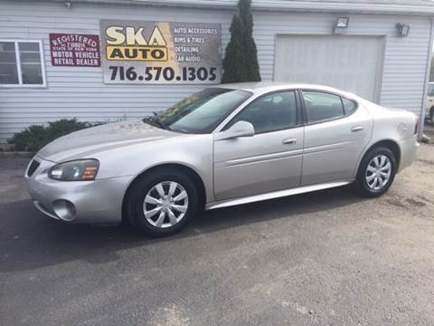 2006 Pontiac Grand Prix for sale in Niagara Falls, NY
