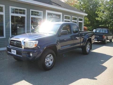 2005 Toyota Tacoma for sale in Searsport, ME