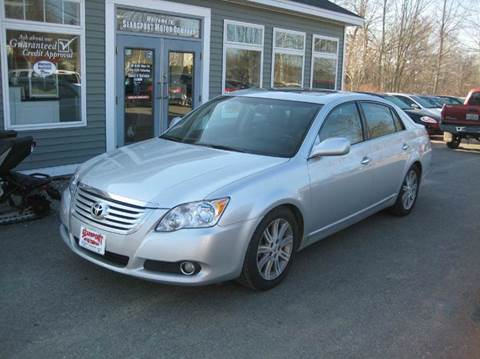 2008 Toyota Avalon for sale in Searsport, ME