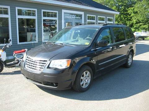 2010 Chrysler Town and Country for sale in Searsport, ME