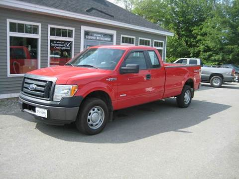 2012 Ford F-150 for sale in Searsport, ME