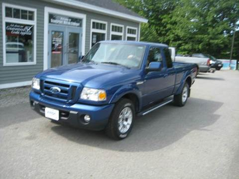 2011 Ford Ranger for sale in Searsport, ME