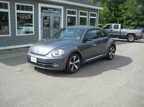 2012 Volkswagen Beetle for sale in Searsport, ME