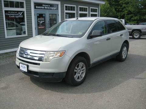 2007 Ford Edge for sale in Searsport, ME