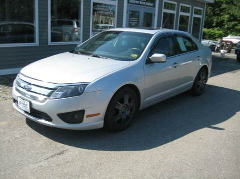 2010 Ford Fusion for sale in Searsport, ME