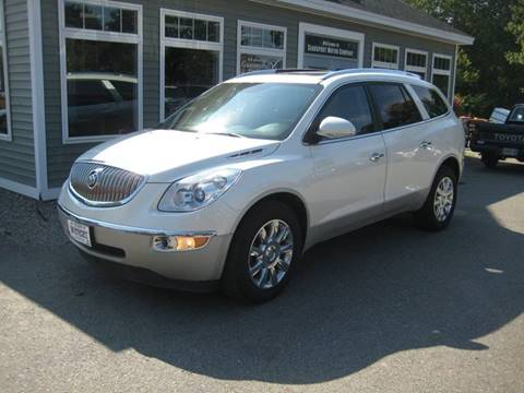 2011 Buick Enclave for sale in Searsport, ME