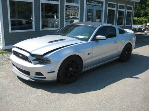 2014 Ford Mustang for sale in Searsport, ME