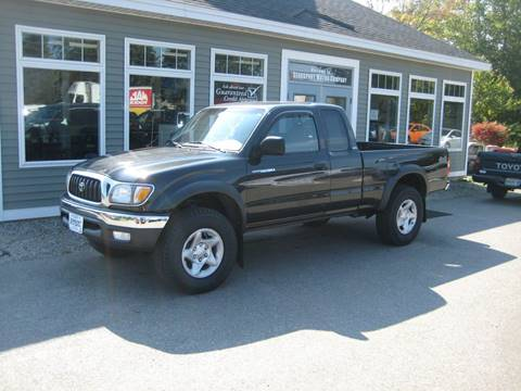 2003 Toyota Tacoma for sale in Searsport, ME