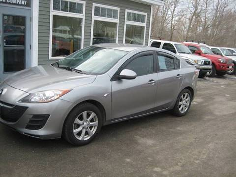 2010 mazda mazda3 for sale in maine. Black Bedroom Furniture Sets. Home Design Ideas