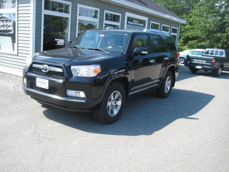 2013 Toyota 4Runner For Sale At Searsport Motor Company In Searsport ME