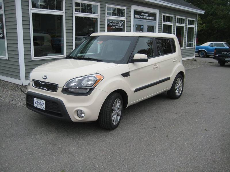 2013 Kia Soul For Sale At Searsport Motor Company In Searsport ME
