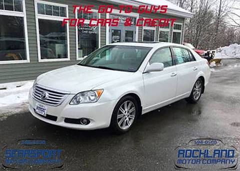 2009 Toyota Avalon for sale in Searsport, ME