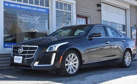 2014 Cadillac CTS for sale in Searsport, ME