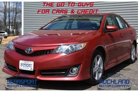 2013 Toyota Camry for sale in Searsport, ME
