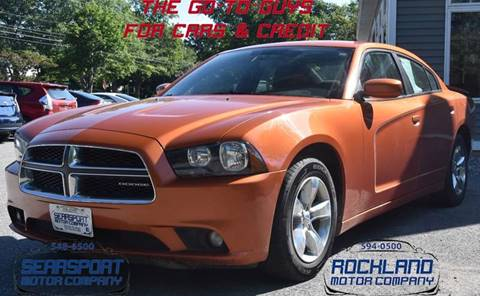 2011 Dodge Charger for sale in Searsport, ME
