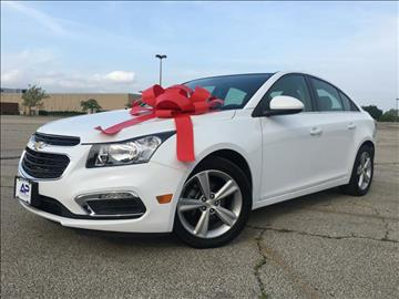 2015 Chevrolet Cruze for sale at Auto Palace INC in Columbus OH