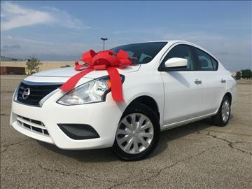 2016 Nissan Versa for sale at Auto Palace INC in Columbus OH
