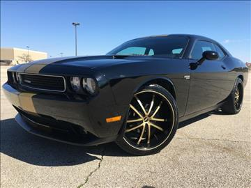 2013 Dodge Challenger for sale at Auto Palace INC in Columbus OH