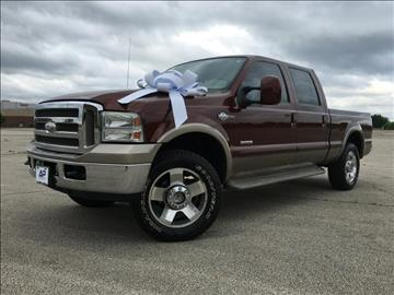 2006 Ford F-250 Super Duty for sale at Auto Palace INC in Columbus OH