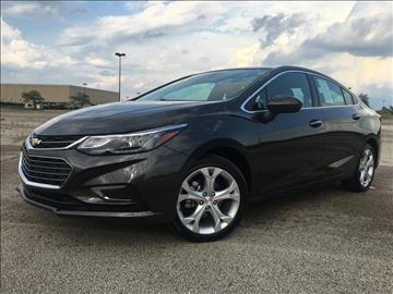 2017 Chevrolet Cruze for sale in Columbus, OH