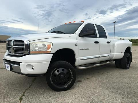 2006 Dodge Ram Pickup 3500 for sale at Auto Palace INC in Columbus OH