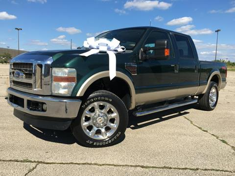 2008 Ford F-250 Super Duty for sale at Auto Palace INC in Columbus OH