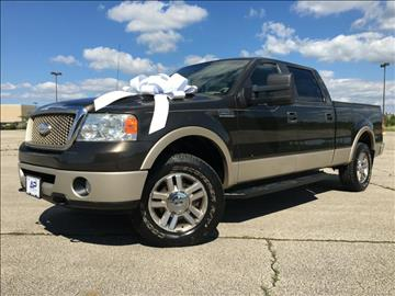 2008 Ford F-150 for sale at Auto Palace INC in Columbus OH