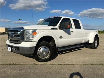 2011 Ford F-350 Super Duty for sale at Auto Palace INC in Columbus OH