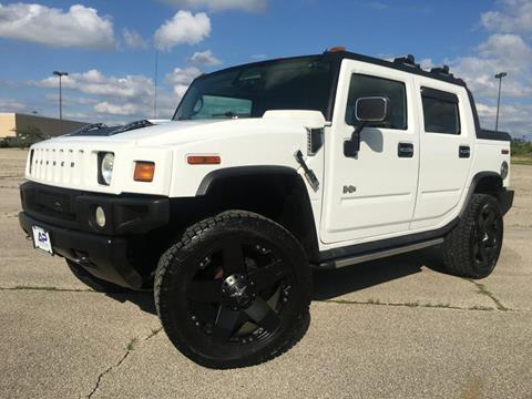 2005 HUMMER H2 SUT for sale at Auto Palace INC in Columbus OH