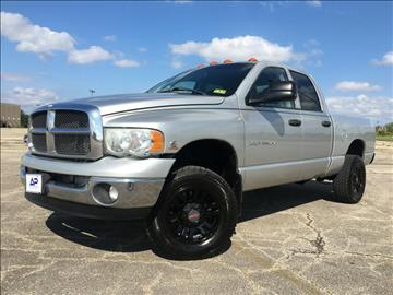 2004 Dodge Ram Pickup 3500 for sale at Auto Palace INC in Columbus OH