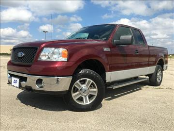 2006 Ford F-150 for sale at Auto Palace INC in Columbus OH