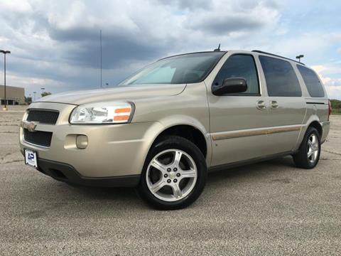 2007 Chevrolet Uplander for sale in Columbus, OH