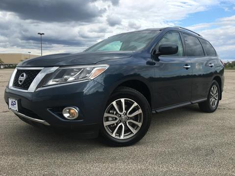 2014 Nissan Pathfinder for sale at Auto Palace INC in Columbus OH