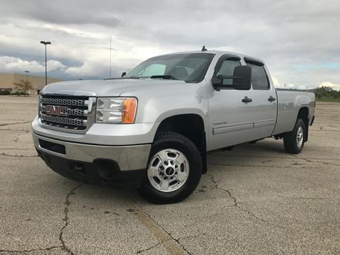 2012 GMC Sierra 2500HD for sale in Columbus, OH