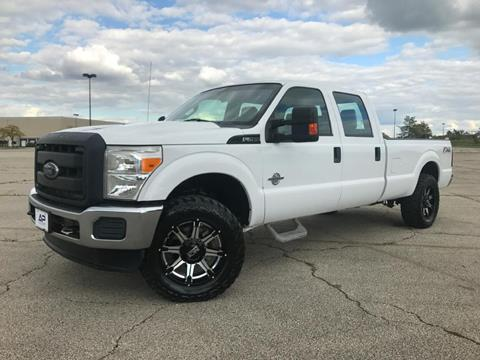 2012 Ford F-250 Super Duty for sale at Auto Palace INC in Columbus OH
