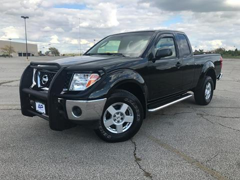 2006 Nissan Frontier for sale at Auto Palace INC in Columbus OH