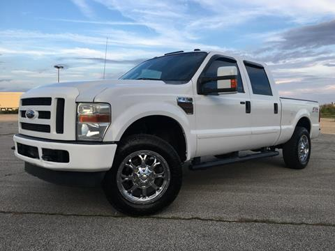 2010 Ford F-250 Super Duty for sale at Auto Palace INC in Columbus OH