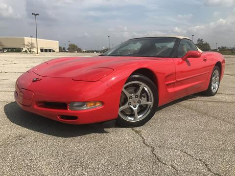 2001 Chevrolet Corvette for sale in Columbus, OH