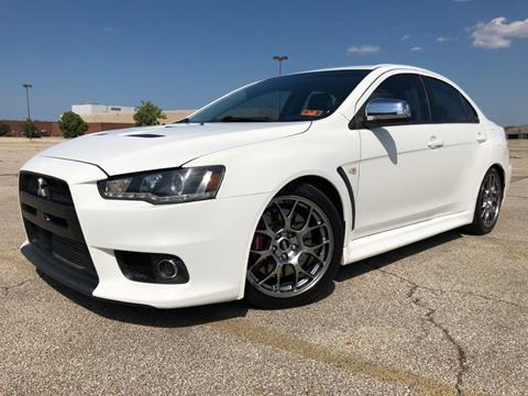 2013 Mitsubishi Lancer Evolution For Sale In Columbus, OH