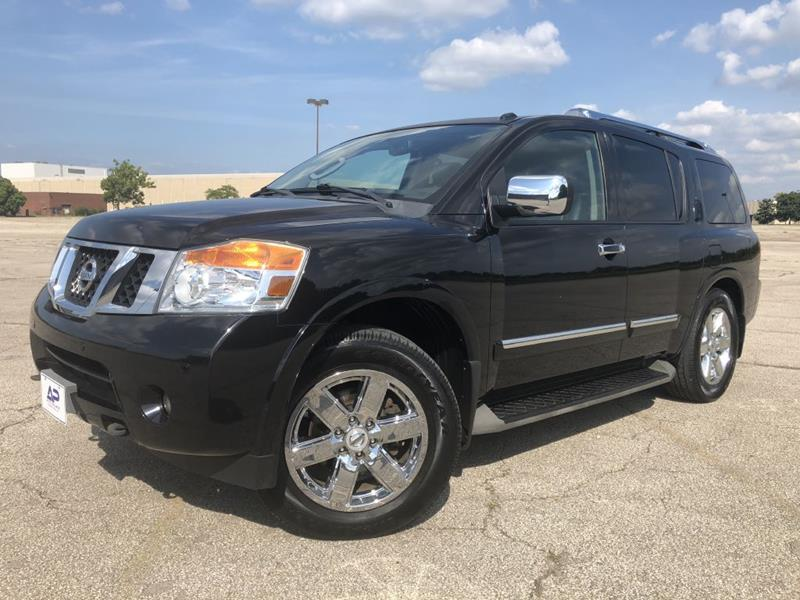 2010 Nissan Armada For Sale At Auto Palace INC In Columbus OH