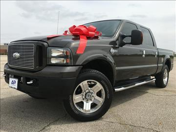 2007 Ford F-250 Super Duty for sale at Auto Palace INC in Columbus OH