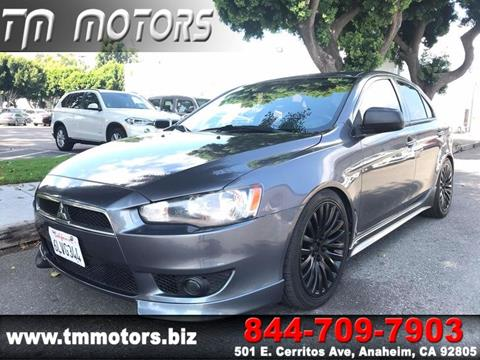 2010 Mitsubishi Lancer Sportback for sale in Anaheim, CA