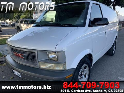 2003 GMC Safari Cargo for sale in Anaheim, CA