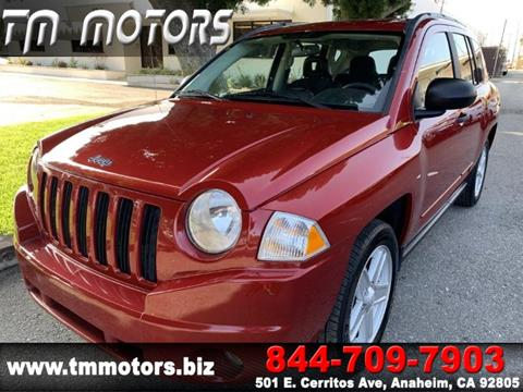 2009 Jeep Compass for sale in Anaheim, CA