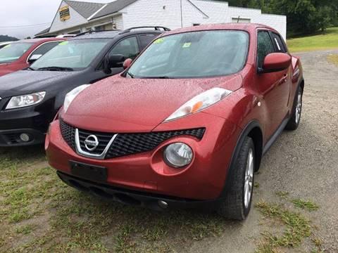 2012 Nissan JUKE for sale in Townshend, VT